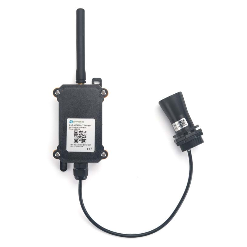 Dragino LDDS75 LoRaWAN Ultrasonic Distance Meter